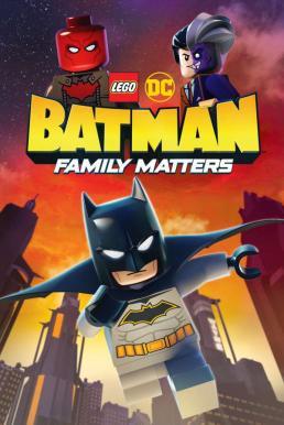 LEGO DC Batman Family Matters (2019)