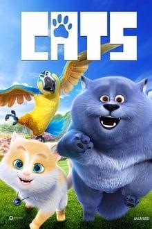 Cats (Cats and Peachtopia) (2018) ก๊วนเหมียวหง่าว