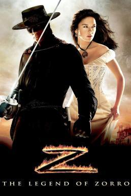 The Legend of Zorro (2005) ศึกตำนานหน้ากากโซโร