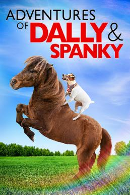 Adventures of Dally & Spanky (2019) พากย์ไทย