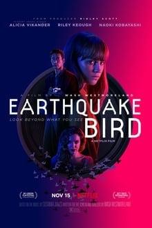 Earthquake Bird (2019) รอยปริศนาในลางร้าย