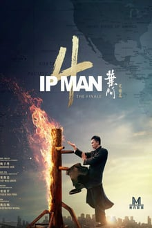 Ip Man 4 The Finale (2020) ยิปมัน 4