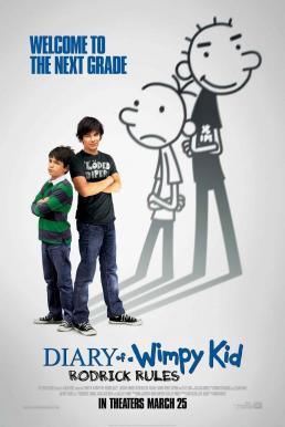 Diary of a Wimpy Kid Rodrick Rules (2011) ไดอารี่ของเด็กไม่เอาถ่าน 2 เสียทีร็อดดริก