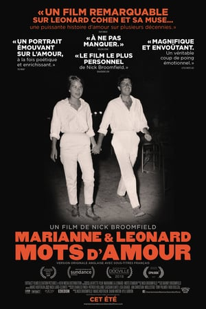 Marianne & Leonard Words of Love (2019)