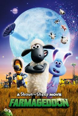 A Shaun the Sheep Movie Farmageddon (2019) (ไม่มีบทพูด)