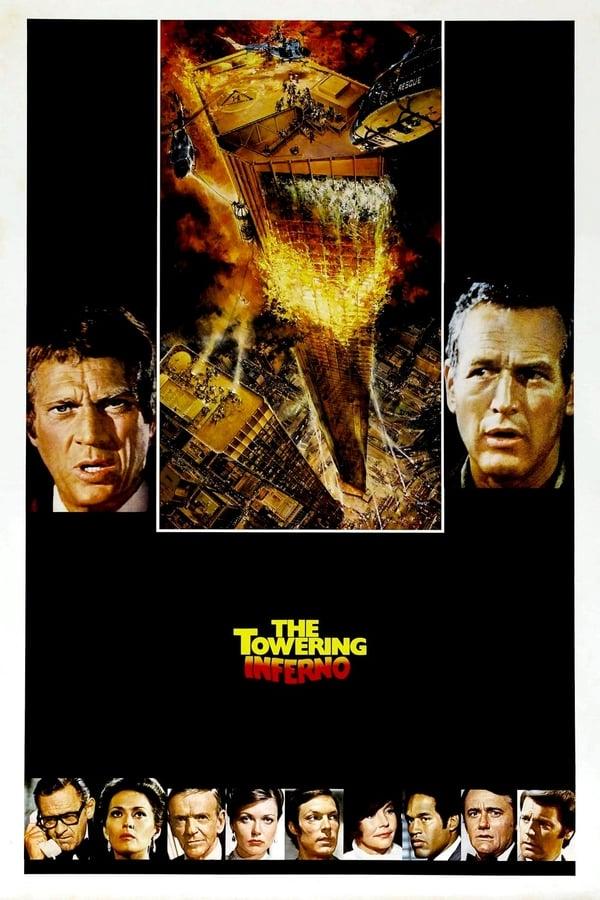 The Towering Inferno (1974) ตึกนรก
