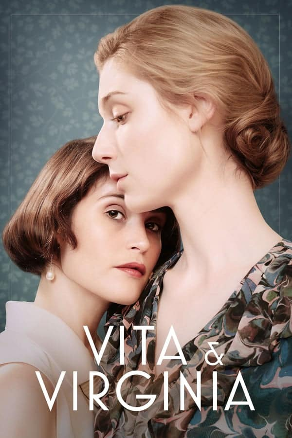 Vita and Virginia (2018)