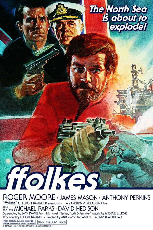 ffolkes (North Sea Hijack) (1980) จารกรรมทะเลเหนือ