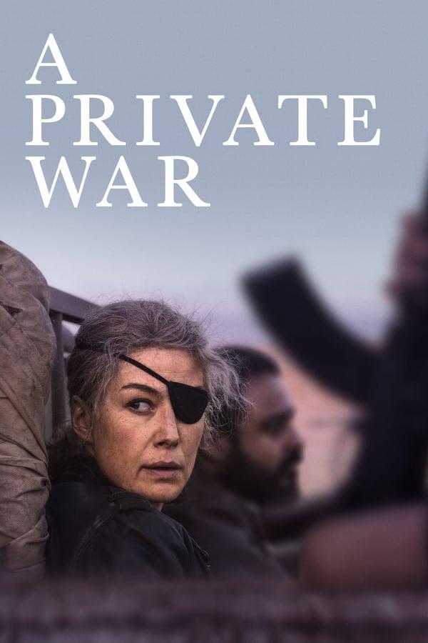 A Private War (2018) บรรยายไทย