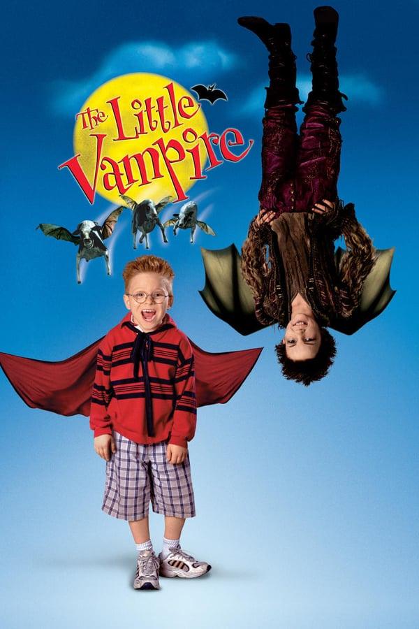 The Little Vampire (2000) เดอะ ลิตเติล แวมไพร์