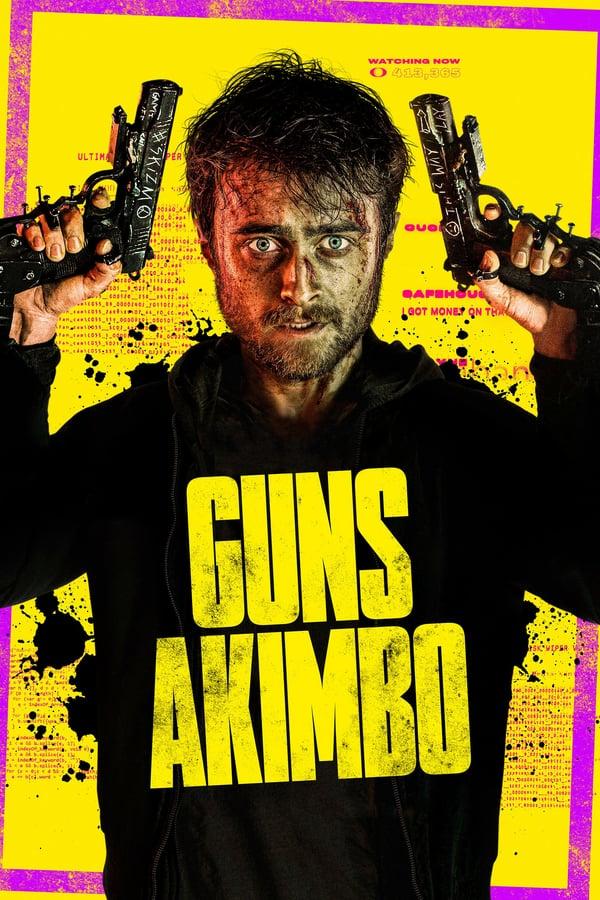 Guns Akimbo (2019) โทษที..มือพี่ไม่ว่าง