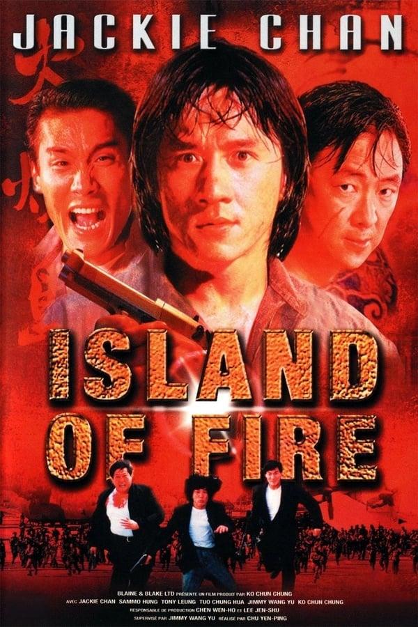 Island Of Fire (The Prisoner) (1990) ใหญ่ฟัดใหญ่
