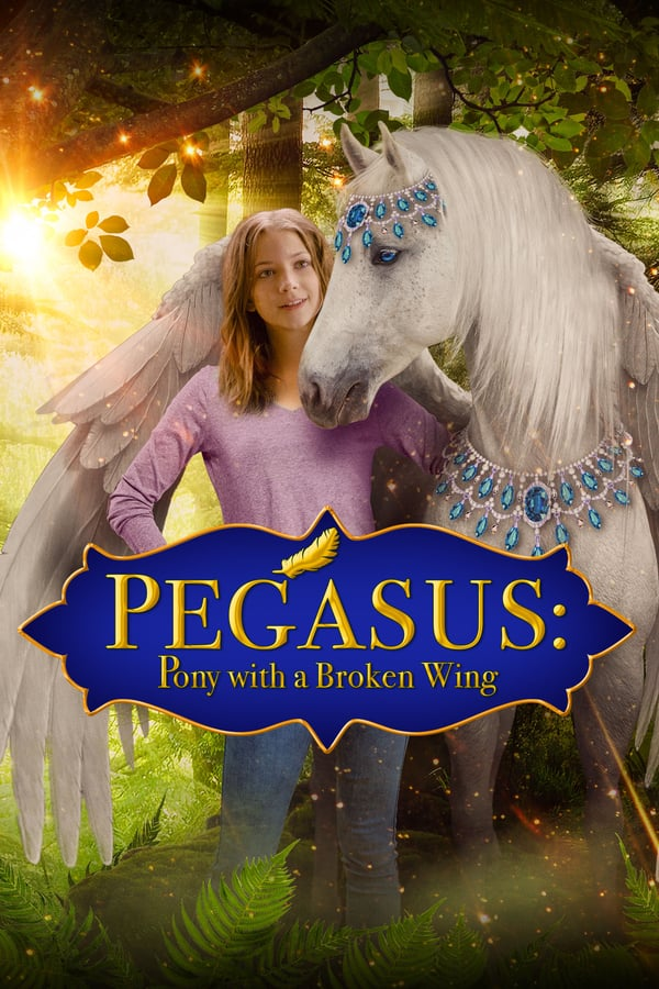 Pegasus Pony with a Broken Wing (2019)