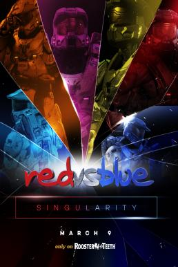 Red vs. Blue Singularity (2019)