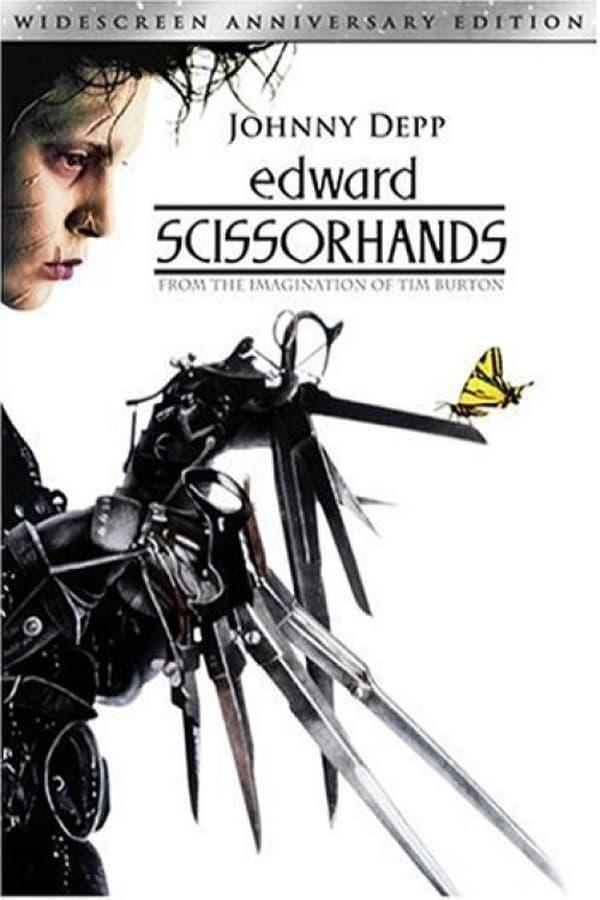 Edward Scissorhands (1990) เอ็ดเวิร์ด มือกรรไกร