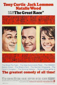 The Great Race (1965) แข่งบันลือโลก