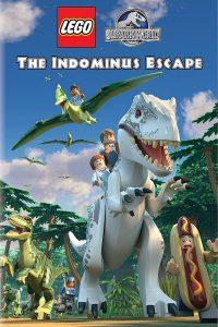 LEGO Jurassic World The Indominus Escape (2016)   Netflix เลโก้ จูราสสิค เวิลด์ หนีให้รอดจากอินโดไมนัส