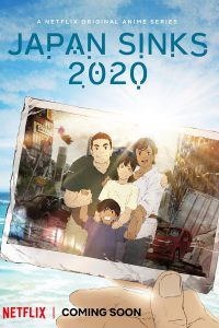 Japan Sinks   Netflix (2020) ญี่ปุ่นวิปโยค