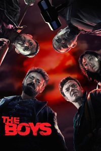 The Boys Season 1 Ep.1-8 (จบ) (2019) Amazon Prime | ซีรีส์ซุปเปอร์ฮีโร่