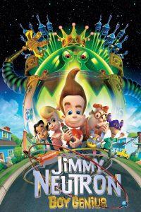 Jimmy Neutron Boy Genius (2001) จิมมี่ นิวตรอน เด็ก อัจฉริยภาพ