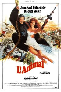L'animal (The Animal) (1977) มนุษย์โจ๊ก