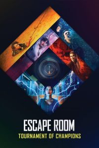 Escape Room Tournament Of Champions (2021) กักห้อง เกมโหด 2 กลับสู่เกมสยอง
